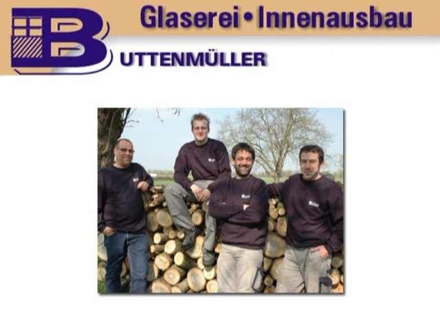 Video 1 Buttenmüller Siegfried, Glaserei - Innenausbau