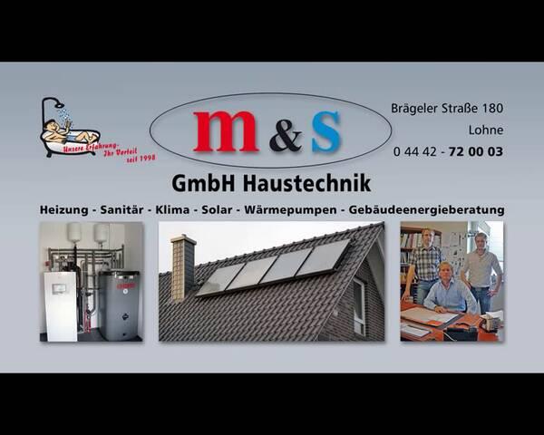 Video 1 M & S GmbH Haustechnik Heizung & Sanitär