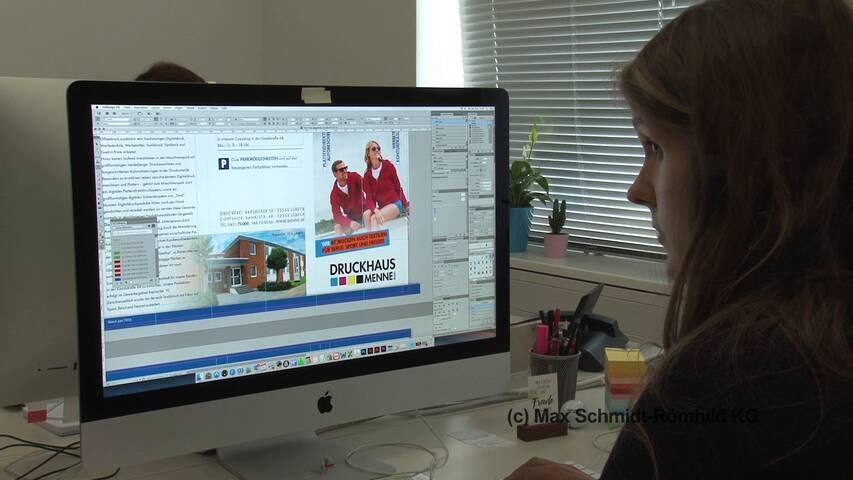 Video 1 Druckhaus Menne GmbH