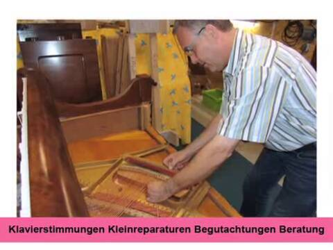 Video 1 Piano- und Instrumentenservice Eckhart Schramm