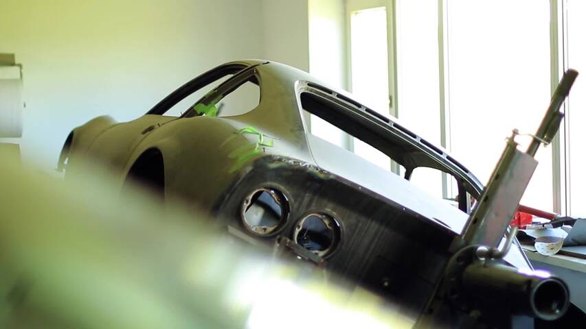 Video 1 Hauser Karosseriefachbetrieb