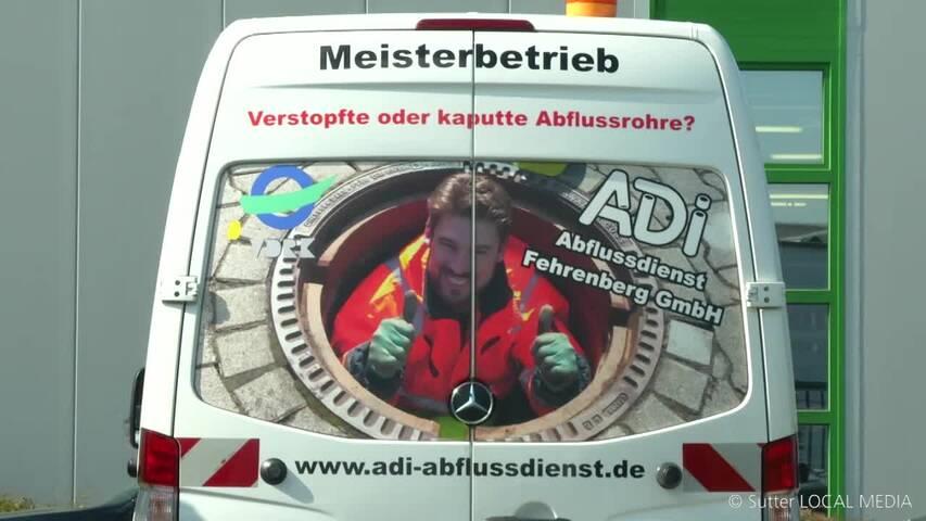 Video 1 ADi - Abflussdienst Fehrenberg GmbH