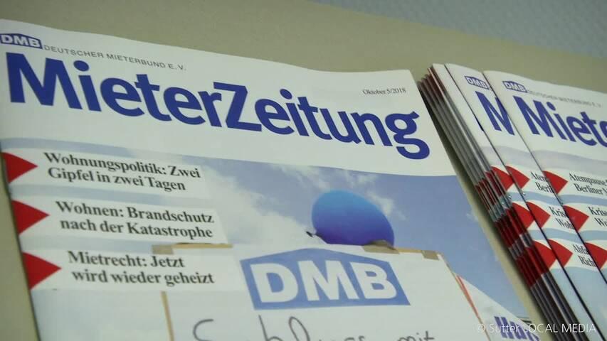 Video 1 Mieterbund DMB