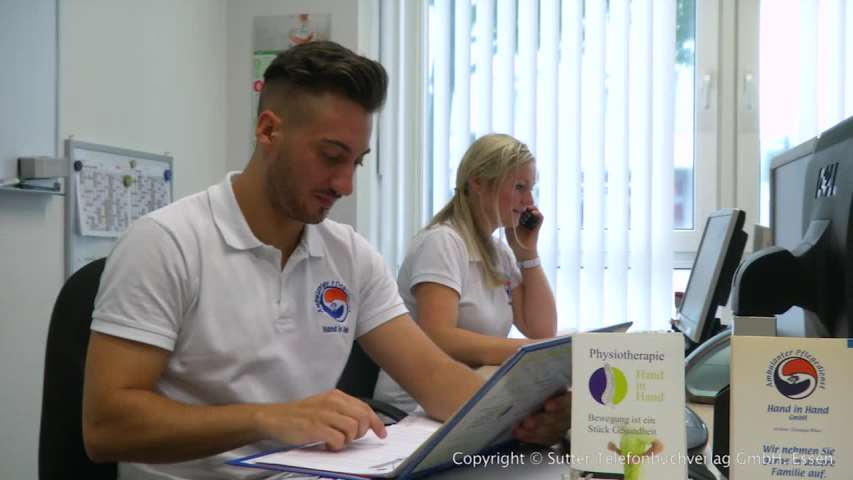 Video 1 Ambulanter Pflegedienst Hand in Hand GmbH