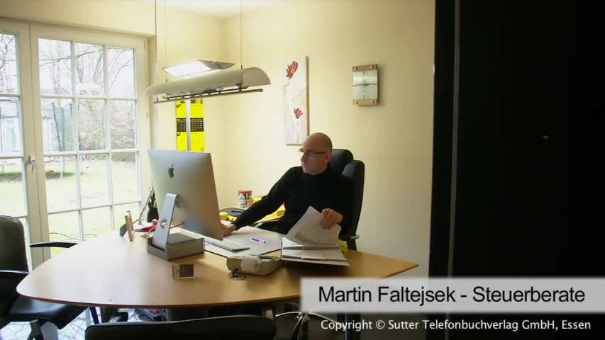 Video 1 Steuerberater Faltejsek Martin