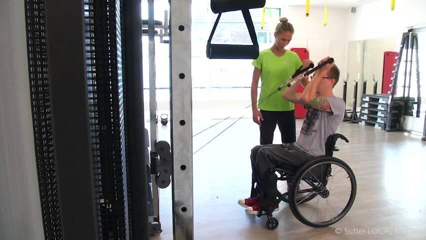 Video 1 Teipel Andrea, Physiotherapie, Krankengymnastik, Sport u. Prävention