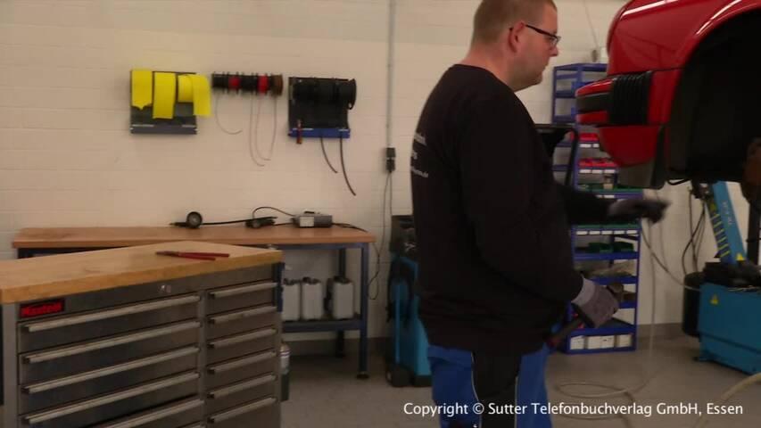 Video 1 Autoreparaturen Fahrzeugtechnik Mertens