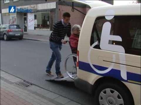 Video 1 Taxi Hille Taxi- u. Kurierdienst