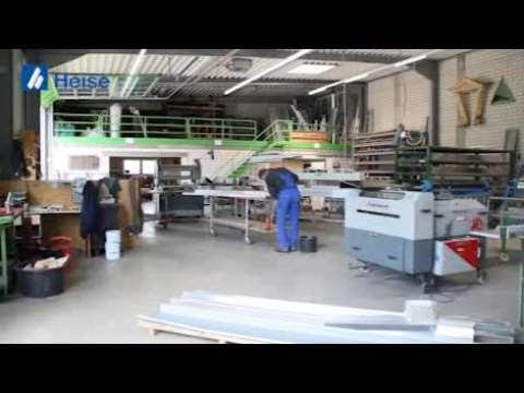 Video 1 Klus GmbH Bedachungen GF.: David Kerstan