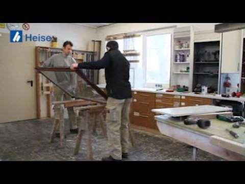 Video 1 Grote Tischlerel Inh. M. Meier Türen, Fenster, Möbel