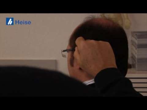 Video 1 Holzhausen Henning Dr. med. Allgemeinmedizin, Akupunktur u. TCM