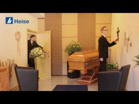 Video 1 Bestattungen LUEB Fachgeprüfter Bestatter, Bestattermeister