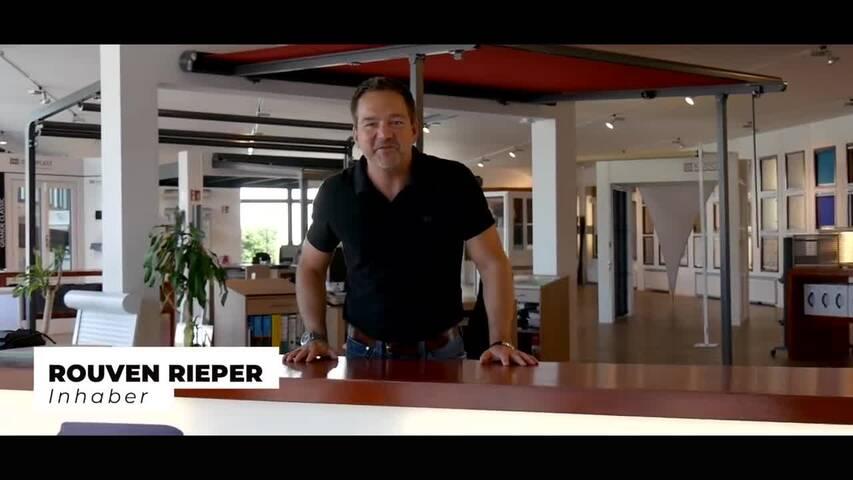 Video 1 Rollo Rieper Jalousien & Markisen