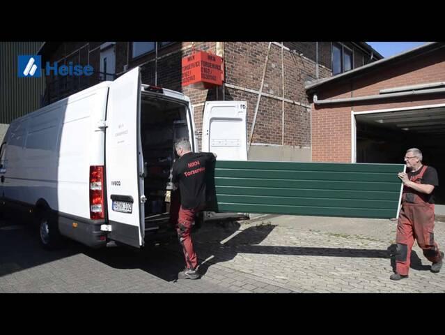 Video 1 MKN Torservice GmbH Industrie-, Rolltore und Verladetechnik
