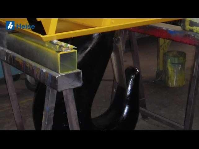 Video 1 Windelband GmbH Maschinen-Stahl-Metallbau