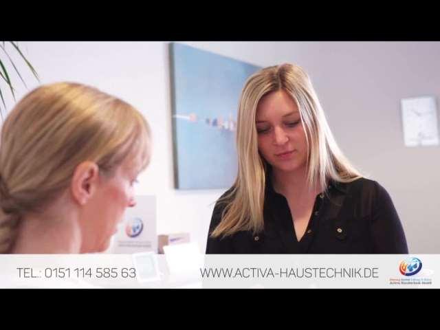 Video 1 Activa Haustechnik GmbH Heizung - Sanitär - Lüftung - Klima