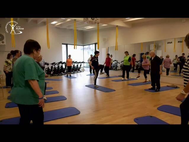 Video 1 Kühne Roy Krankengymnastik und Massage