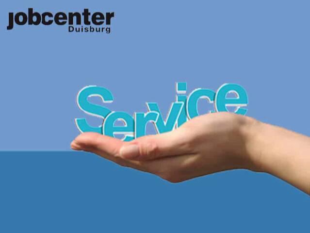 Video 1 Jobcenter Duisburg Service-Center (ehemals ARGE)