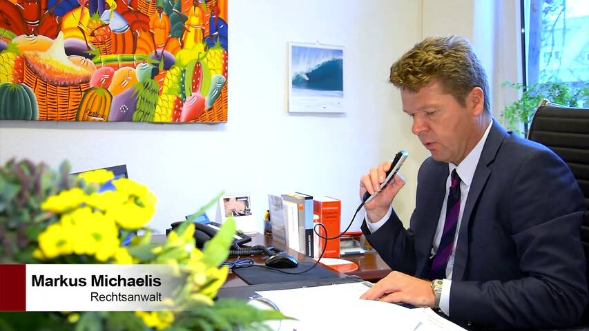Video 1 Rappen & Michaelis FA für Verkehrsrecht
