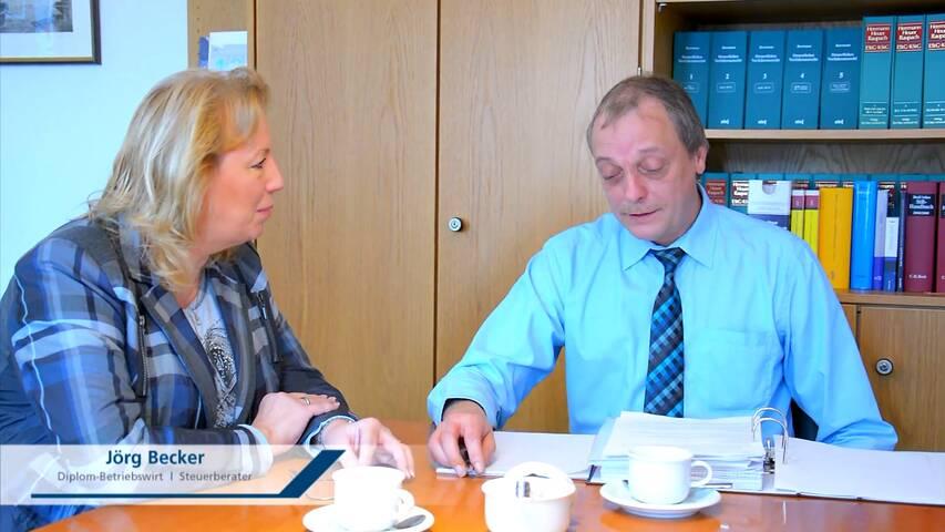 Video 1 Becker & Eysenbrandt Steuerberater