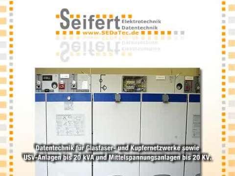 Video 1 Seifert Elektrotechnik Inh. Christine Seifert e.K.