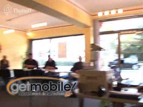 Video 1 getmobile! Logistikfach- & Fahrschule Inh. Andreas Möller