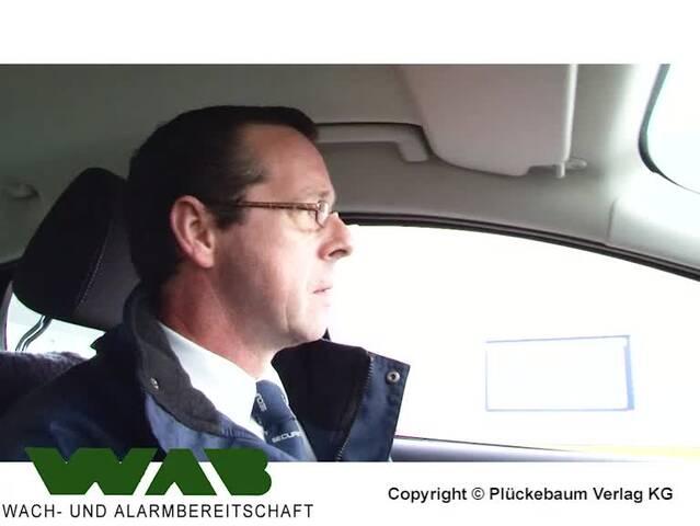 Video 1 Wachdienst Wach- und Alarmbereitschaft Grenzland GmbH
