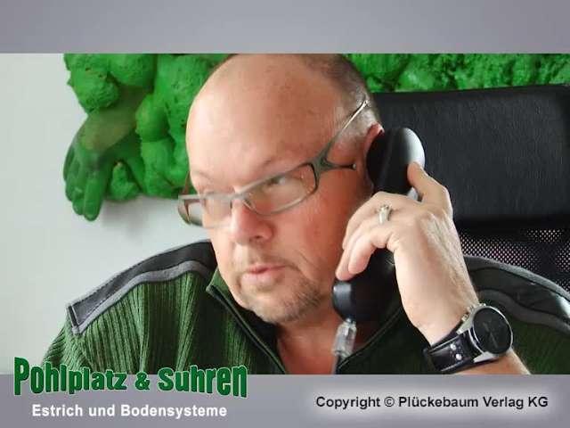 Video 1 Estrich Pohlplatz & Suhren GmbH