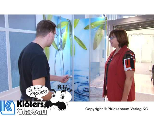 Video 1 Glasbau Klöters