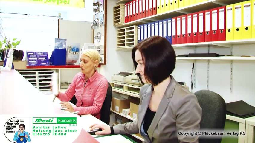 Video 1 Sanitär Rodi Haustechnik GmbH