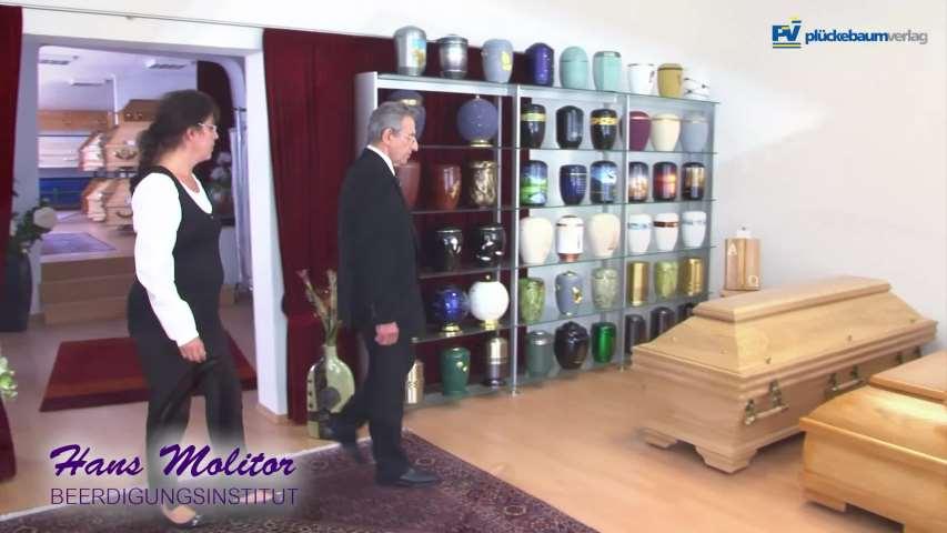 Video 1 Beerdigung Molitor Hans