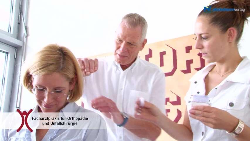 Video 1 Orthopädie Zigrahn W. Dr. med., Hause J. Dr. med., Michler K. Dr. med.