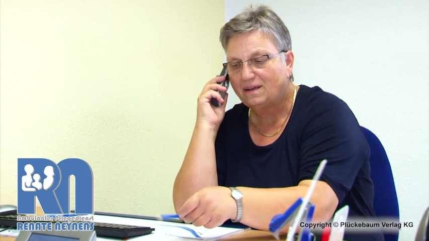 Video 1 Krankenpflege Ambulanter Pflegedienst Neynens Renate