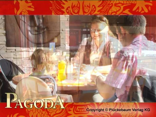 Video 1 China-Restaurant Pagoda