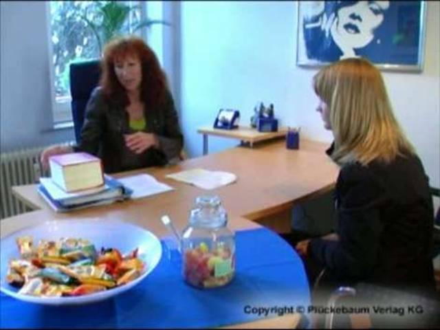 Video 1 Rechtsanwältin Contzen von. Angelika