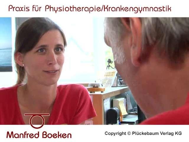 Video 1 Krankengymnastik Boeken