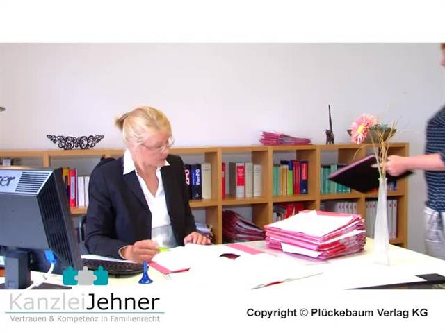 Video 1 Rechtsanwältin Jehner Ulrike