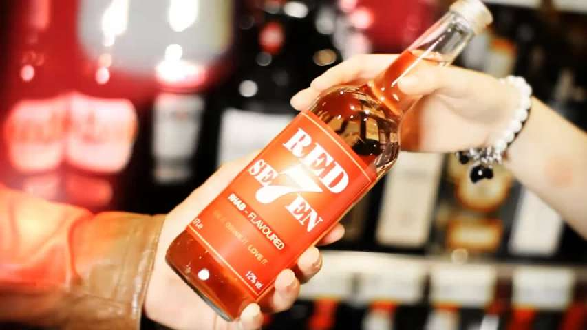 Video 1 Red Se7en Getränkeherstellung, Getränkeabfüllung, Getränkemanufaktur