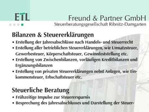 Video 1 Freund u. Partner GmbH Steuerberatungsgesellschaft