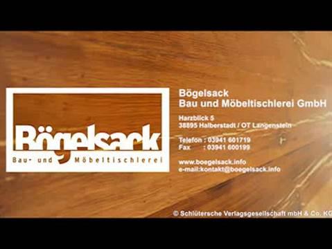 Video 1 Bögelsack Bau- und Möbeltischlerei GmbH