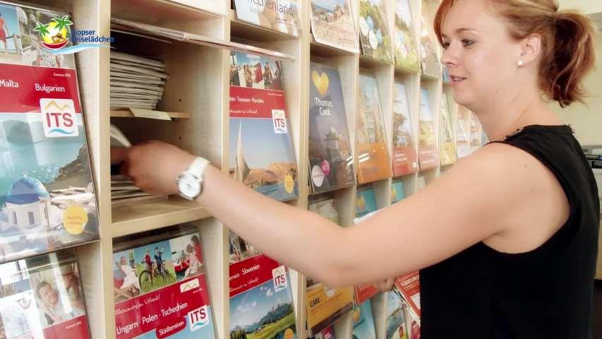 Video 1 Dippser Reiselädchen