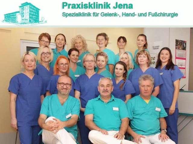 Video 1 Praxis-Klinik f. Gelenk-Hand- und Fußchirurgie Dr.J. Stolz, Dipl.Med. St.Götz , Dr.U.Langguth