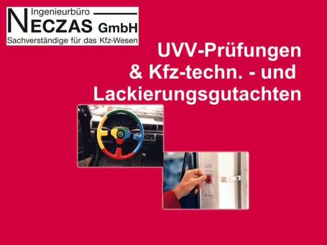Video 1 Kfz-Sachverständige Ingenieurbüro Neczas GmbH