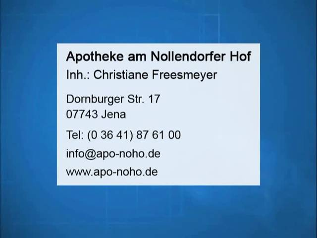 Video 1 Apotheke am Nollendorfer Hof