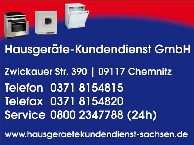 Video 1 Hausgeräte Kundendienst GmbH