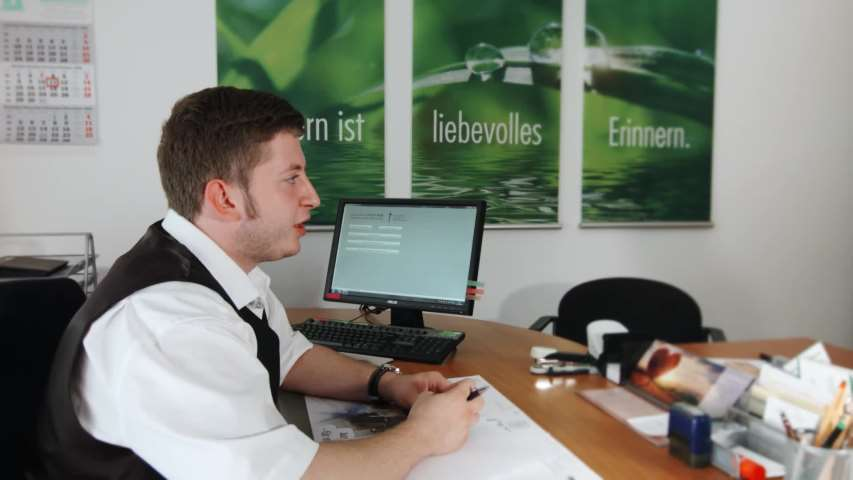 Video 1 Bestattung PARTNER Kerstin & Joachim Roßbach GmbH